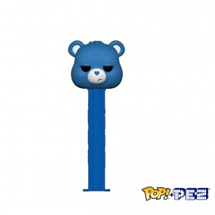 Pez Grumpy Bear - Bisounours - Funko Pop + Pez