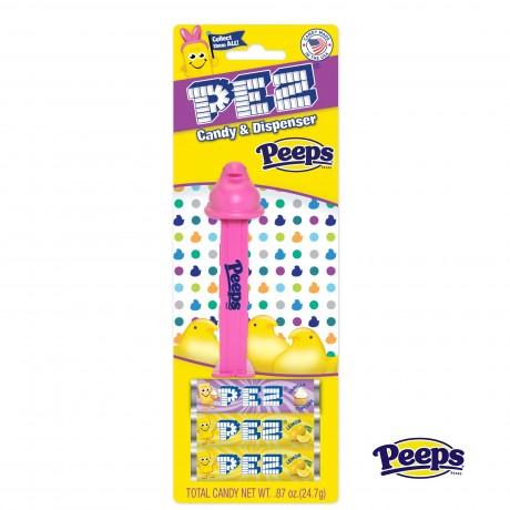 Pez US Peeps Pink Edition Limitée