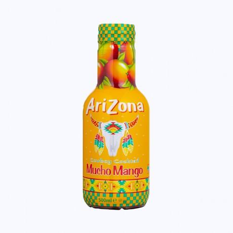 AriZona Mucho Mango Cowboy Cocktail