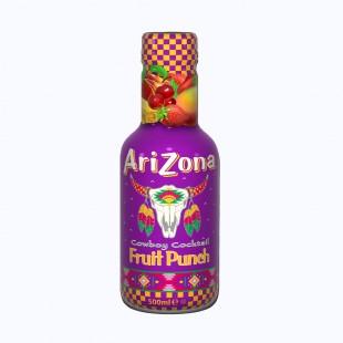 AriZona Fruit Punch Cowboy Cocktail