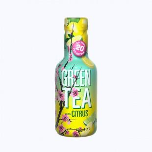 AriZona Green Tea With Citrus Light