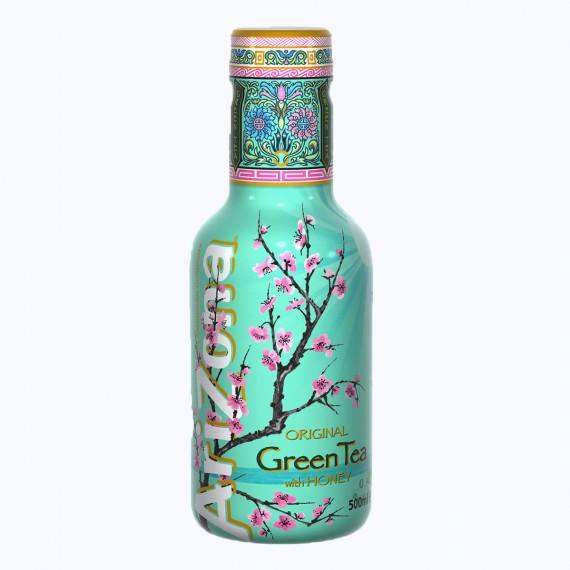AriZona Green Tea With Honey Original