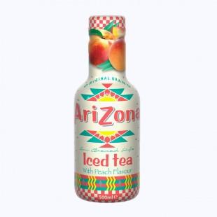 AriZona Iced Tea With Peach Flavor