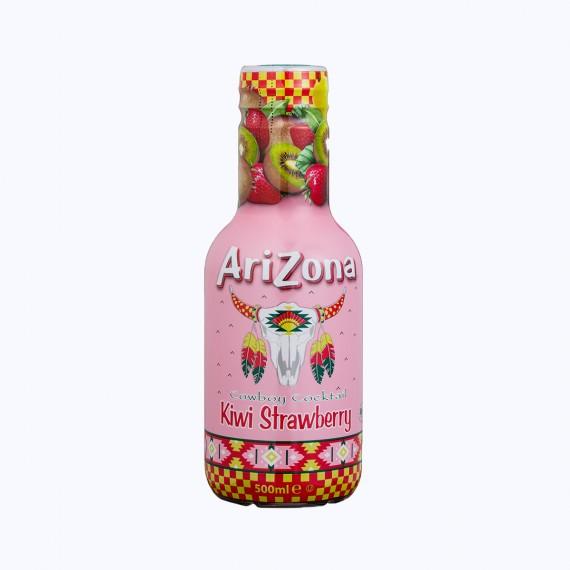 AriZona Kiwi Strawberry Cowboy Cocktail