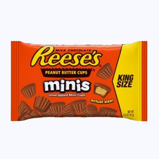 Reese's Mini Peanut Butter Cups 70g