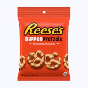 Dipped Pretzel Reese's Snyders