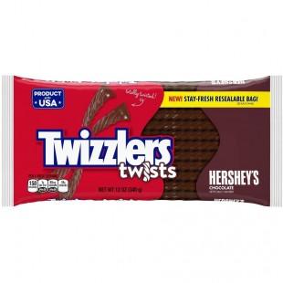 Twizzlers Twists Chocolate