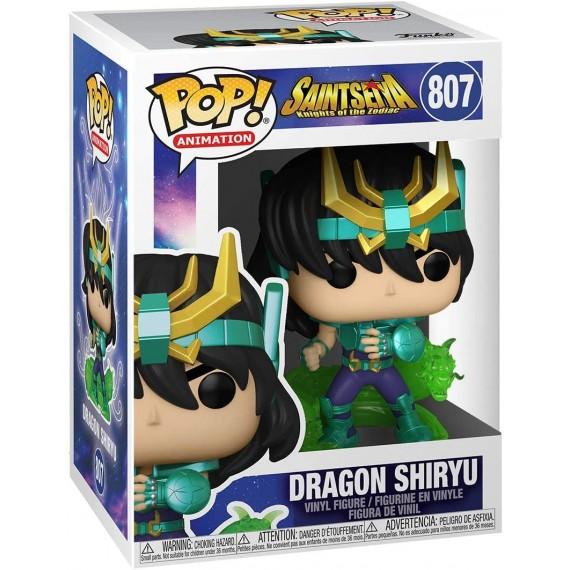 Funko POP Saint Seiya Dragon Shiryu 807