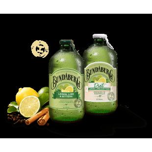 Bundaberg Lemon Lime & Bitters Sparkling Drink