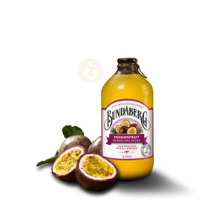 Bundaberg Passionfruit Sparkling Drink