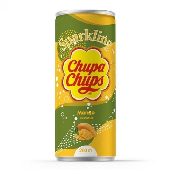 Chupa Chups Mango Sparkling Soda