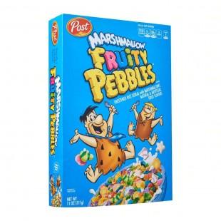 Post Marshmallow Fruity Pebbles 311g