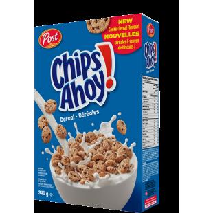 Chips Ahoy! Céréales 340g