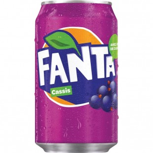 Fanta Cassis