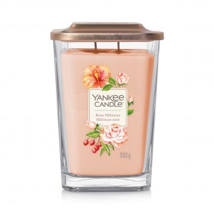 Bougies Rose Hibiscus Elevation