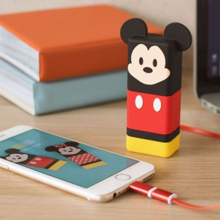 Mickey Mouse PowerSquad Powerbank