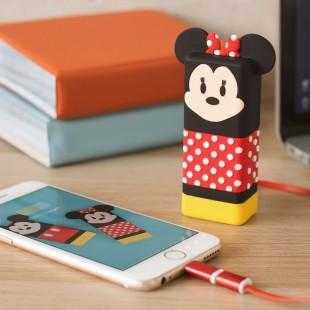 Minnie Mouse PowerSquad Powerbank