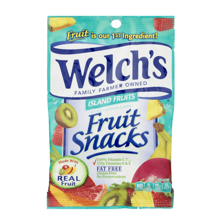 Welch's Mixed Fruit Fruit Snack