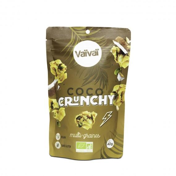 Vaïvaï - Coco crunchy Multi-Graines