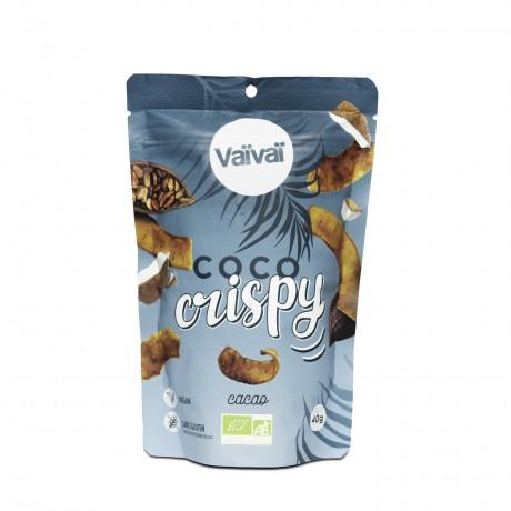 Vaïvaï - Coco crispy cacao