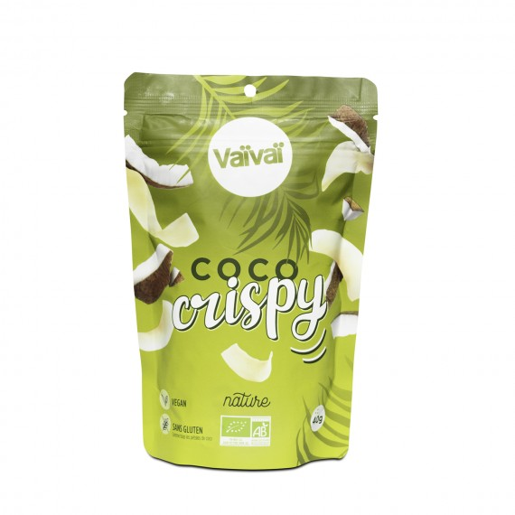 Vaïvaï - Coco crispy nature
