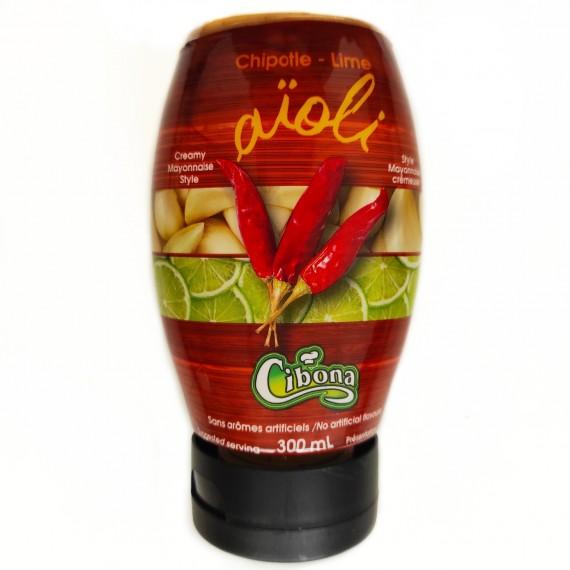 Chipotle-Lime Aioli Cibona