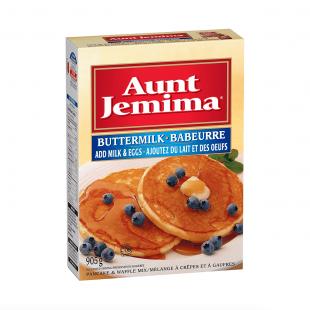 Aunt Jemima Buttermilk Pancake Mix