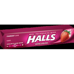 Halls Relief Strawberry