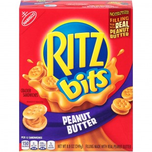Ritz Bits Peanut Butter Sandwich