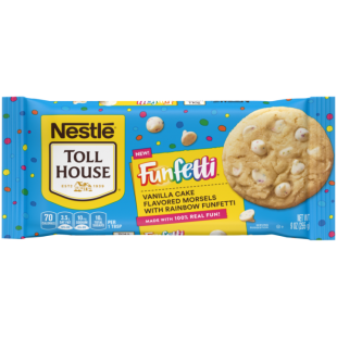 Toll house Funfetti Morsels Toll House