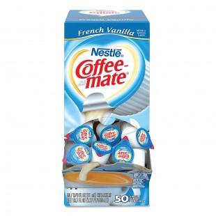 Coffee Mate French Vanilla Singles Creamer