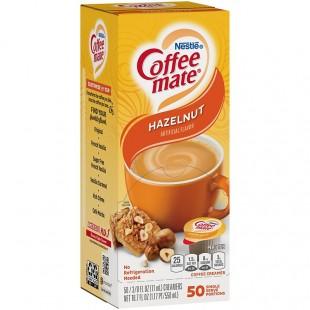 Coffee Mate Hazelnut Singles Creamer