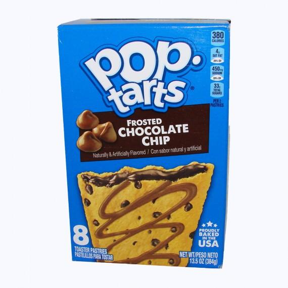 Pop Tarts Chocolate Chip x 4