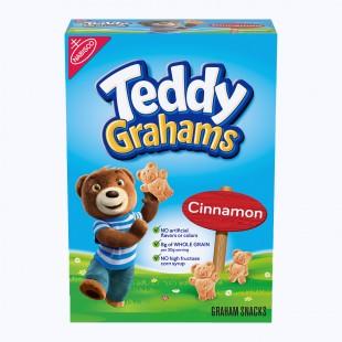Teddy Grahams Cinnamon