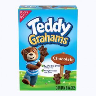 Teddy Graham Chocolat