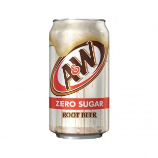 AW Root Beer Zero Sugar