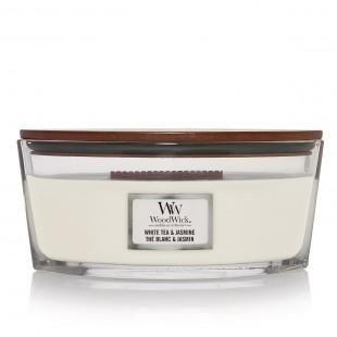 White Tea & Jasmine Bougies Woodwick