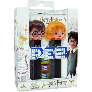 Coffret PEZ Harry Potter - Harry & Hermione Regular