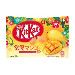 Kit Kat Japan Mango