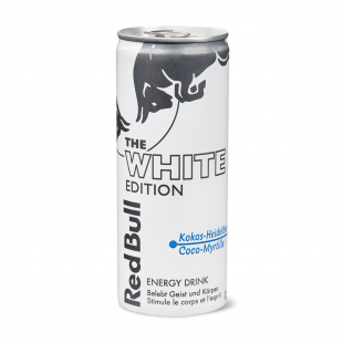 Red Bull White Edition