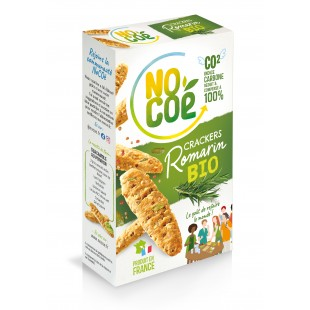 NoCOé Crackers Romarin BIO