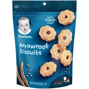 Gerber Arrowroot Biscuits