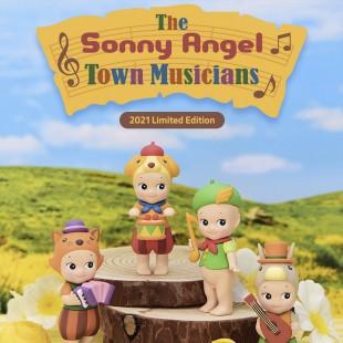 Town Musicians Sonny Angel