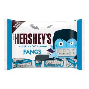 Cookies'n'Creme Fangs Hershey