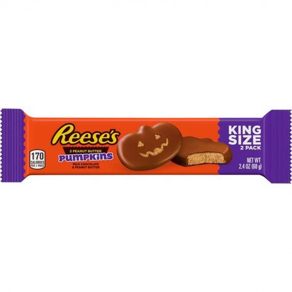 2 Reese's Peanut Butter Pumpkin