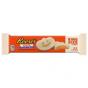 2 Reese's Peanut Butter Pumpkin White
