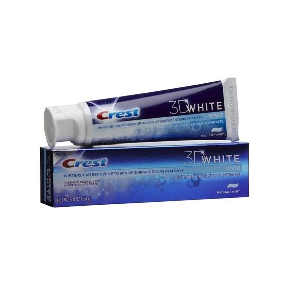 Crest 3D White Radiant
