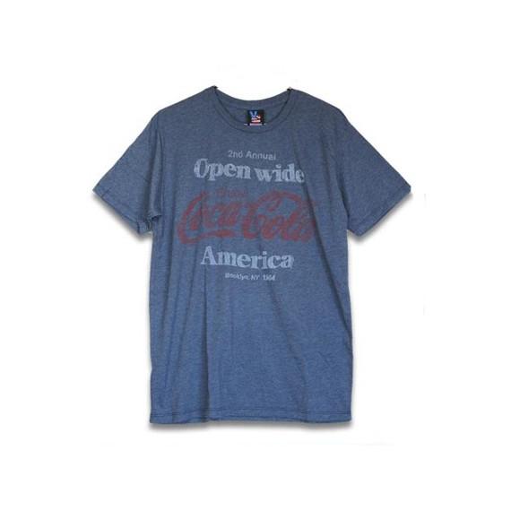 Coca Cola Open Wide America