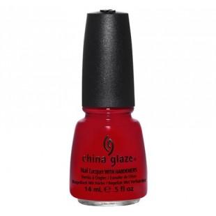 Red Satin China Glaze