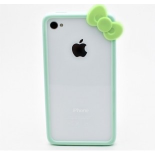 Bumper Bow Iphone 4